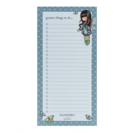 Notes z Magnesem Lista Bubble Fairy / Santoro