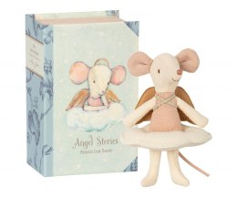 Myszka Angel Big sister in Book / Maileg