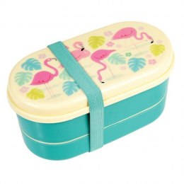 Lunchbox Bento Flamingo Bay / Rex London