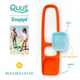Łopatka z sitkiem Scoppi Mighty Orange / Quut